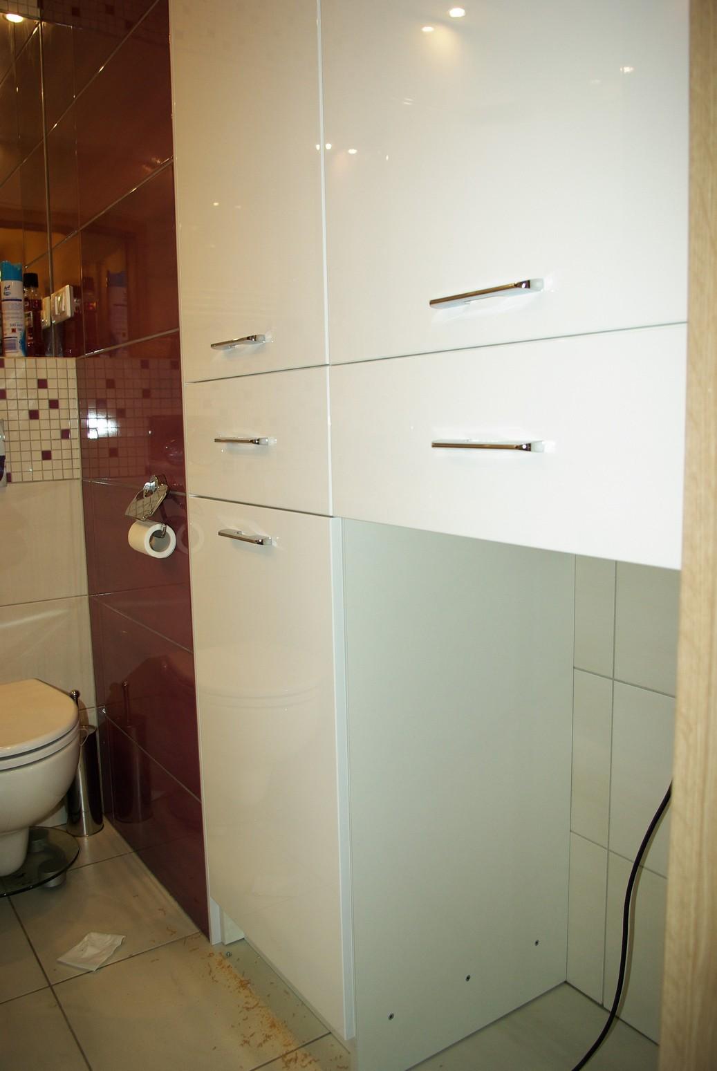 Zabudowa łazienki Meble Kuczewski Meble Kuchenne Bydgoszcz